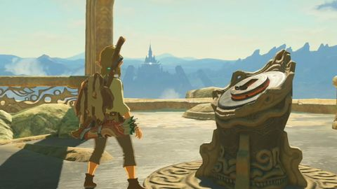 Zelda: Breath of the Wild may reflect the original game