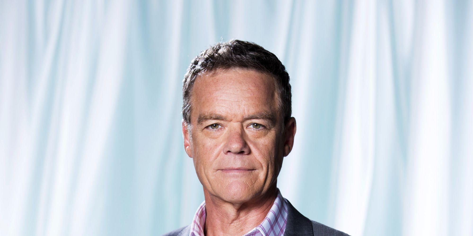 Stefan Dennis as Paul Robinson in Neighbours