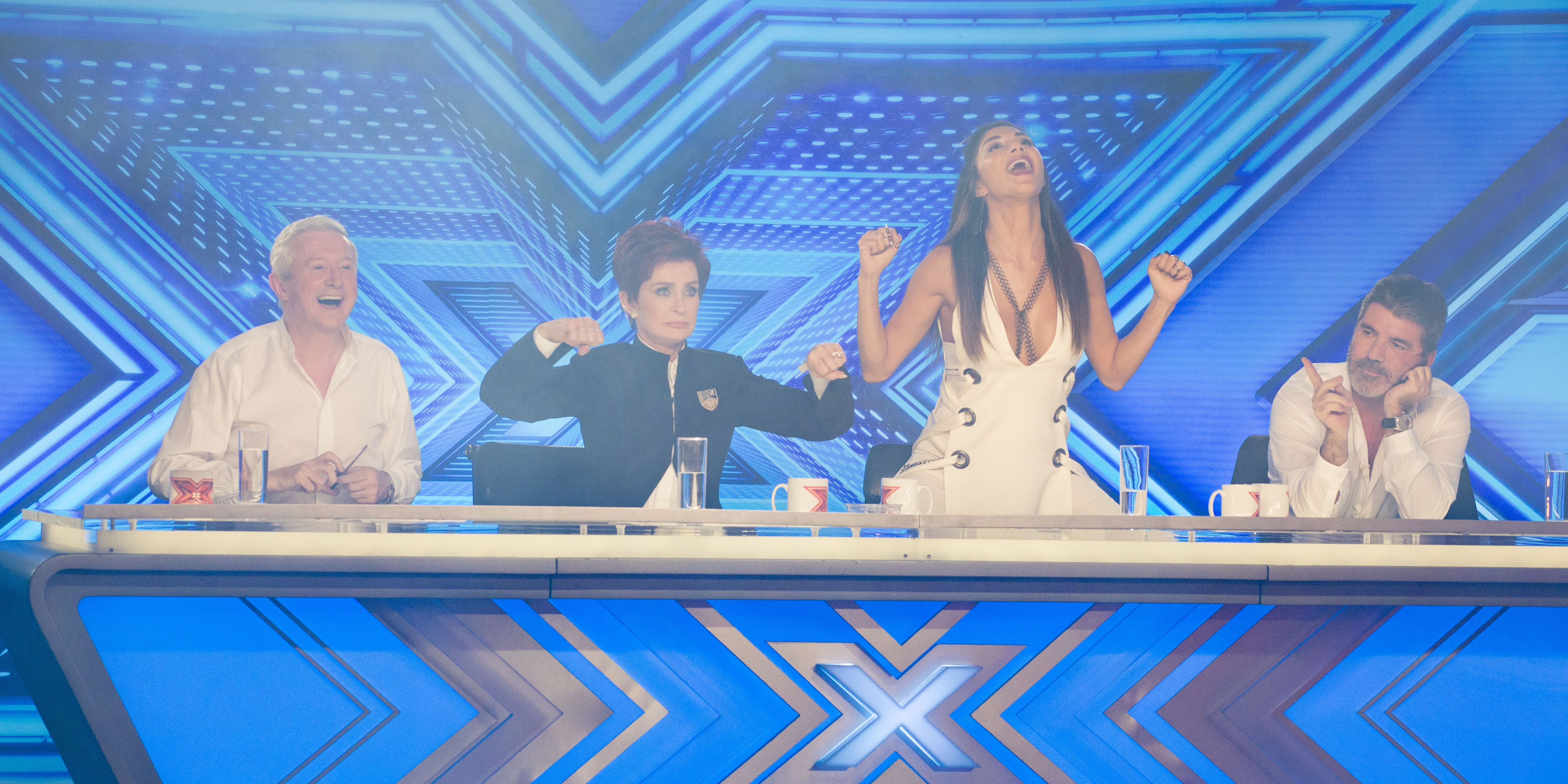 The X Factor first look