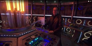 Russell T Davies steps back into Doctor Who's TARDIS on The South Bank Show