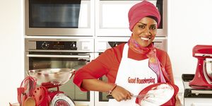 Nadiya Hussain in Good Housekeeping