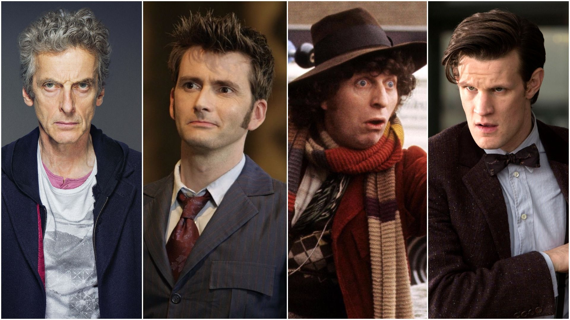 Doctor Who Ranking All 13 Doctors From Peter Capaldi To William
