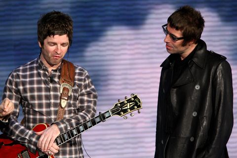Oasis's Liam Gallagher has FINALLY made peace with brother Noel. Or has he?