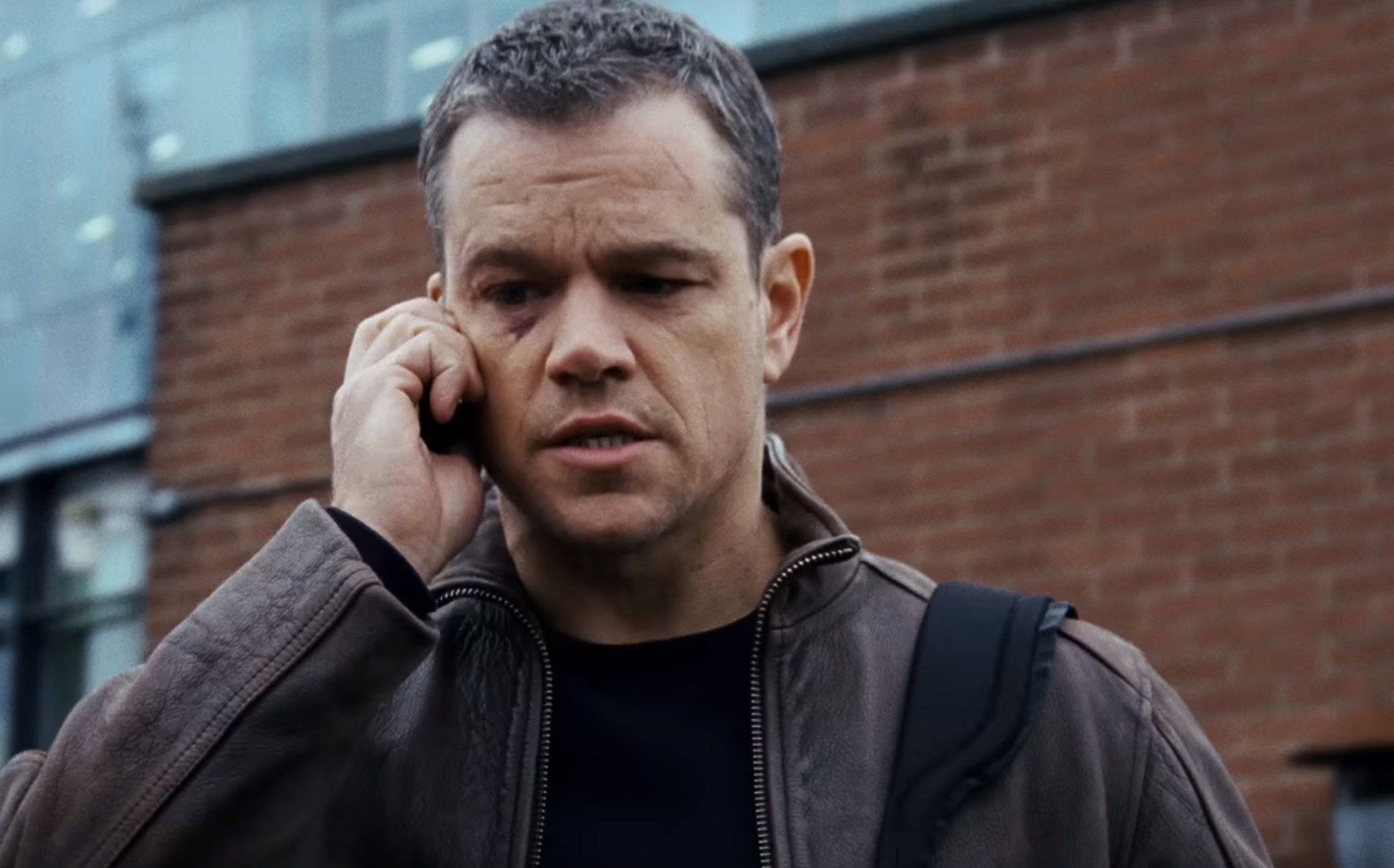 The Bourne Identity nearly ended with Jason Bourne's death