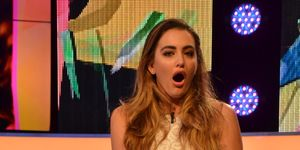 Big Brother evictee Georgina Leigh Cantwell