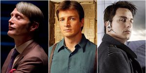 Hannibal, Firefly and Torchwood