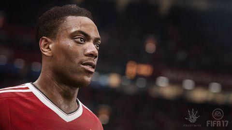 FIFA 17 Anthony Martial