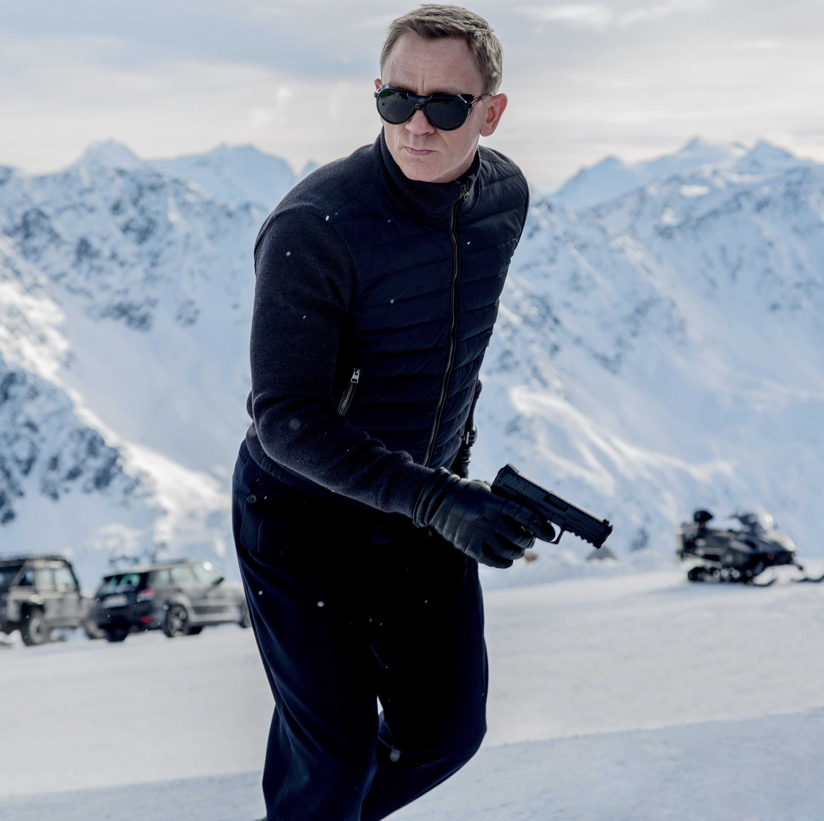 Should we be worried about James Bond 25?
