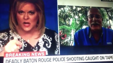 TV anchor Nancy Grace completely loses it over police shootings