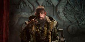 Ben Kingsley as The Mandarin in Iron Man 3
