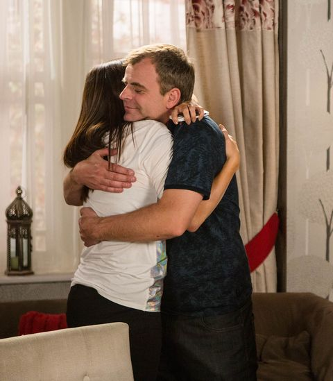 Steve McDonald agrees to have a baby with Michelle Connor in Coronation Street