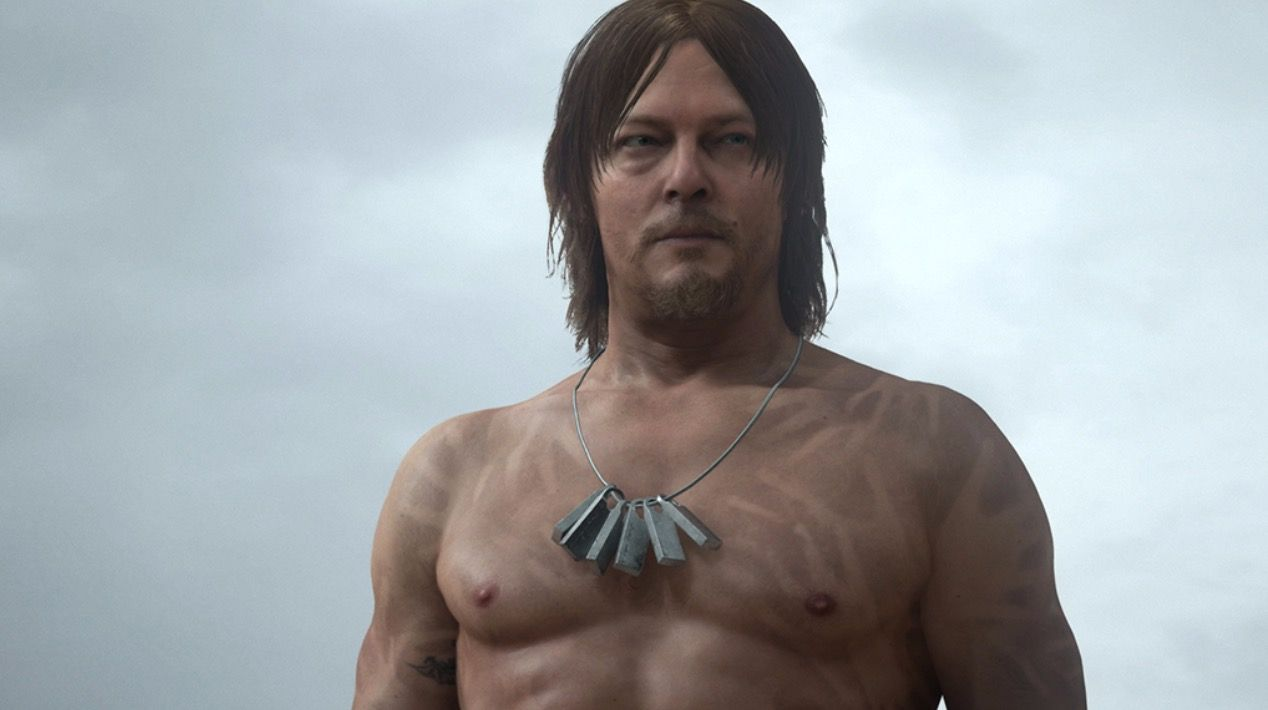 Death Stranding boss clears up speculation over Walking Dead star Norman Reedus's penis