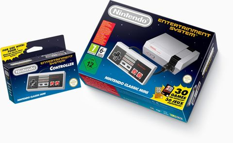 Nintendo to re-release the NES