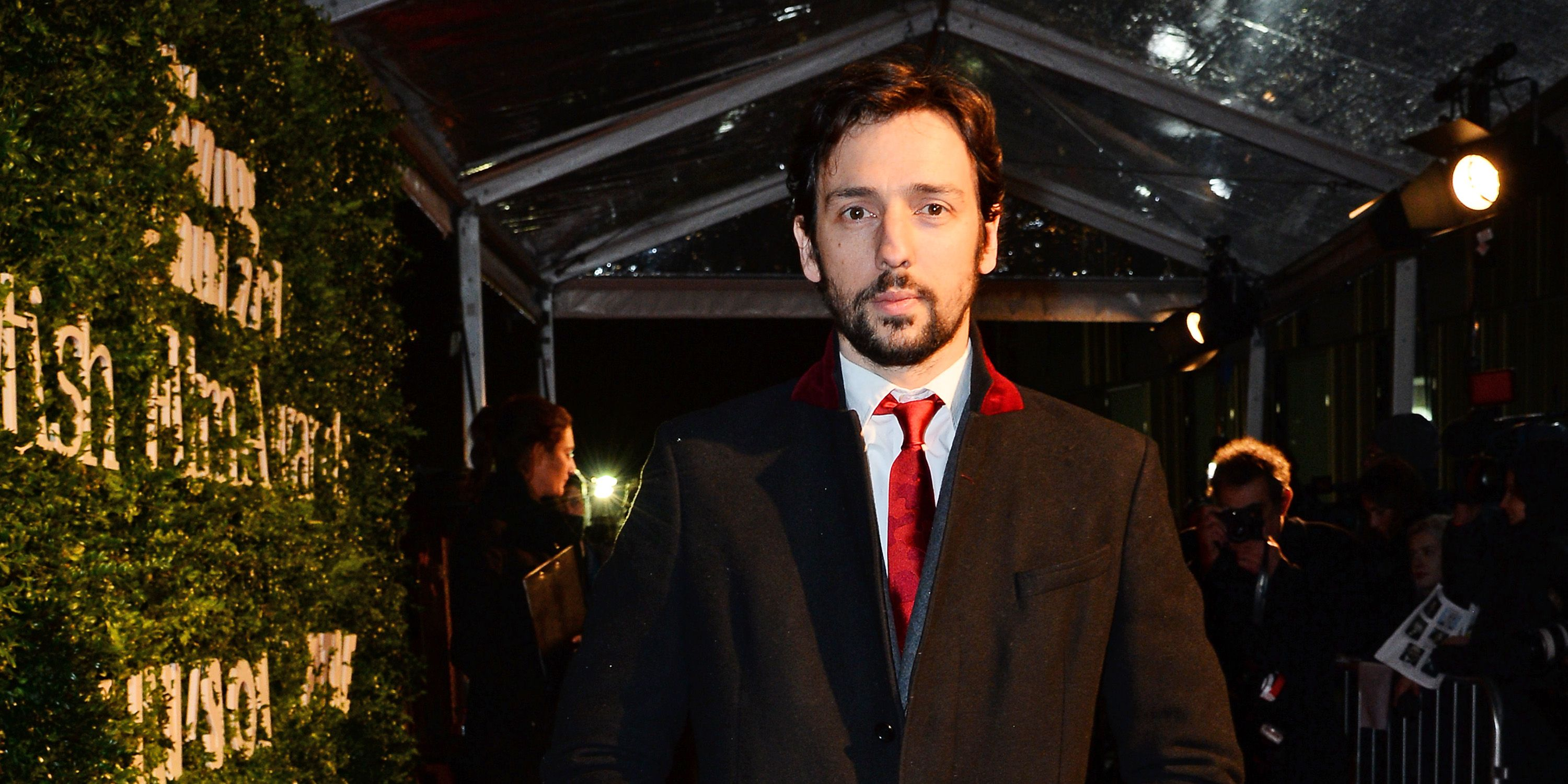 Ralf Little at the London Evening Standard British Film Awards at Television Centre in February 2016