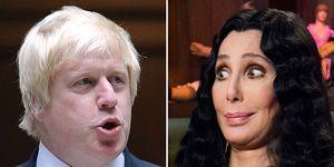 Boris Johnson, Cher