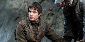 Joe Dempsie as Gendry in Game of Thrones s03e08