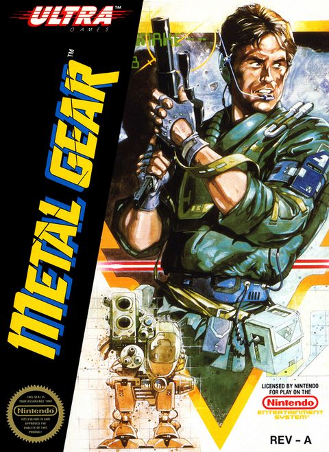 The best NES games ever, ranked – featuring Metal Gear, Zelda