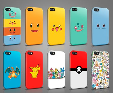 8 best Pokemon phone cases and covers to up your Pokemon Go game