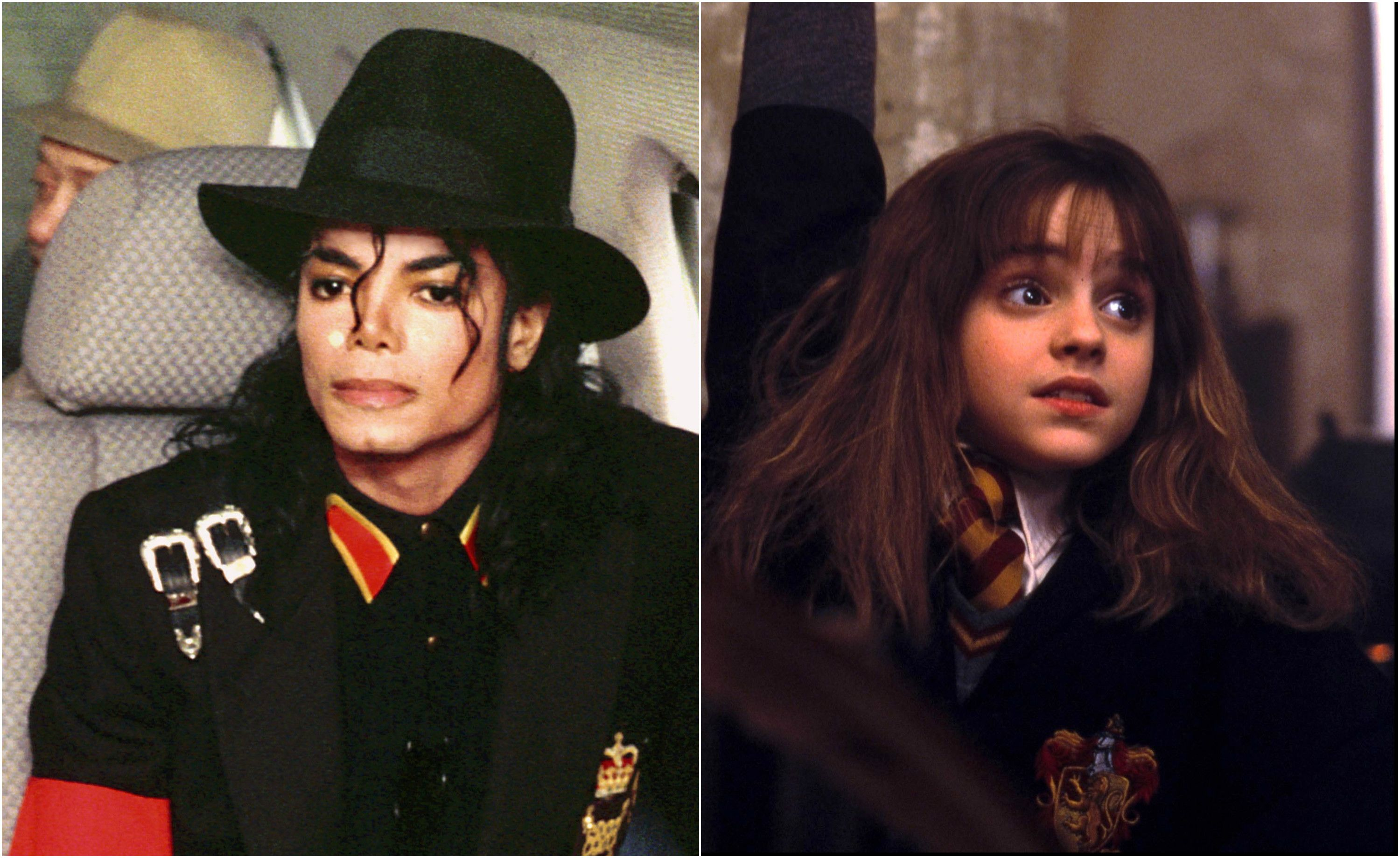 Michael Jackson S Doctor Claims He Was Infatuated With 11 Year Old Harry Potter Star Emma Watson