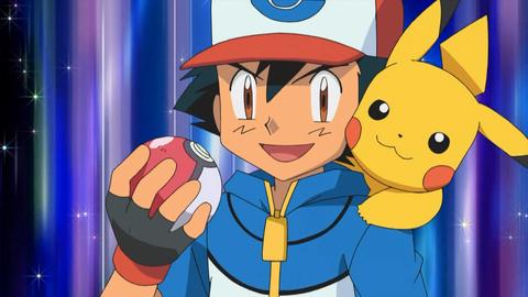 Pokemon, Ash Ketchum, Pikachu