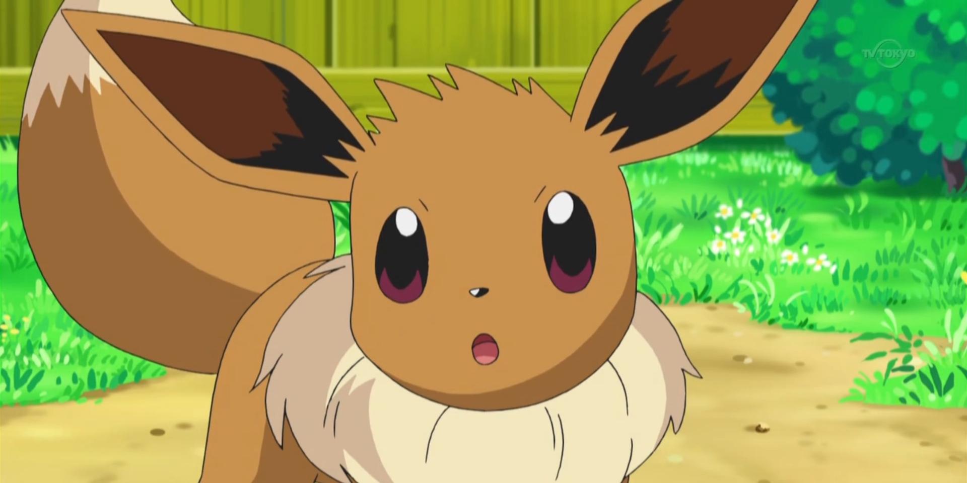 Pokemon, Eevee