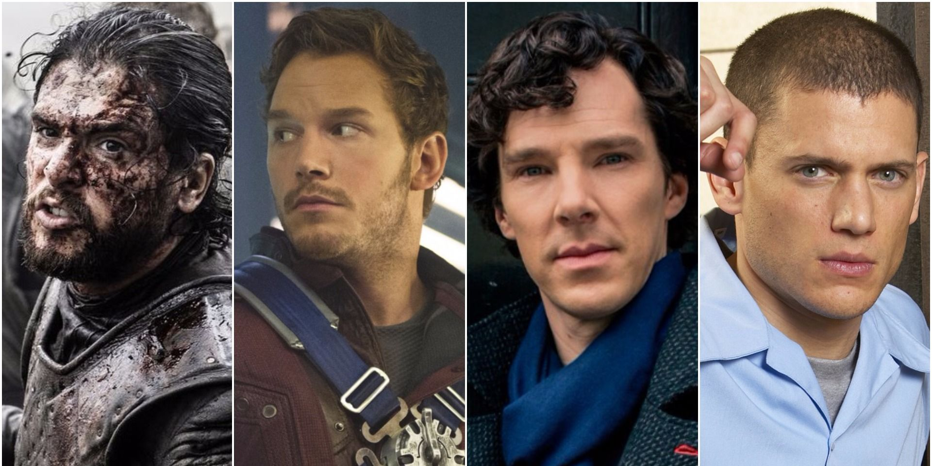 Game of Thrones, Guardians of the Galaxy, Sherlock and Prison Break - San Diego Comic Con 2016