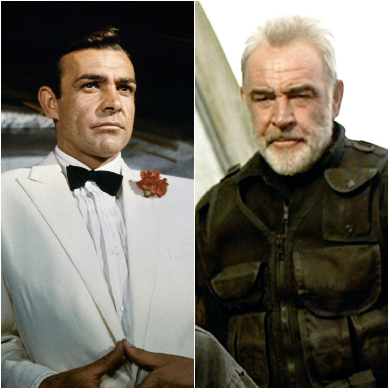 Fan Theory Is Sean Connery S The Rock A Secret James Bond Sequel