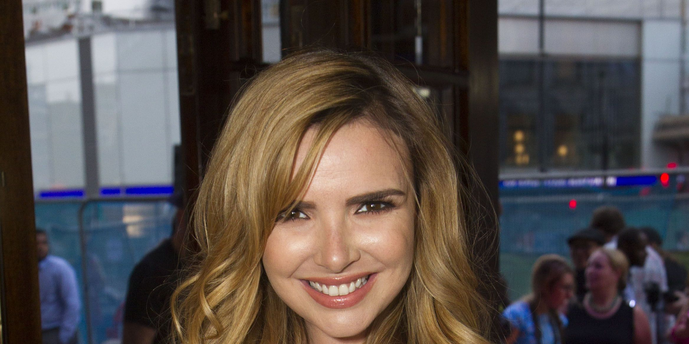 Nadine Coyle at The Bodyguard