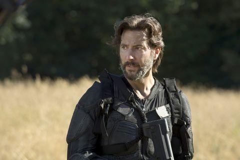 Lost star Henry Ian Cusick joins MacGyver season 4 cast