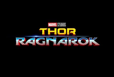 Thor: Ragnarok's new logo is even more '80s than before