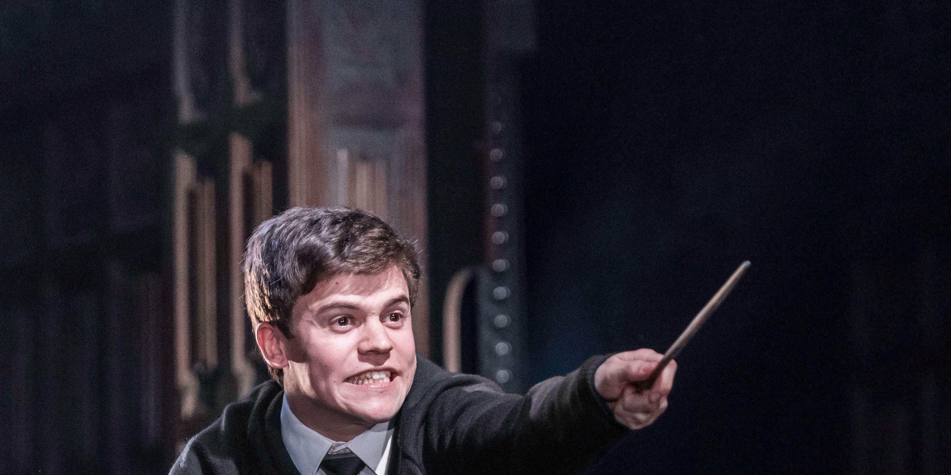 Harry Potter and the Cursed Child, Albus Severus Potter, Sam Clemmett