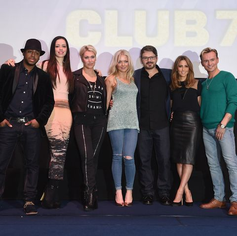 S Club 7's Paul Cattermole claims he was forced to date bandmate Hannah Spearritt