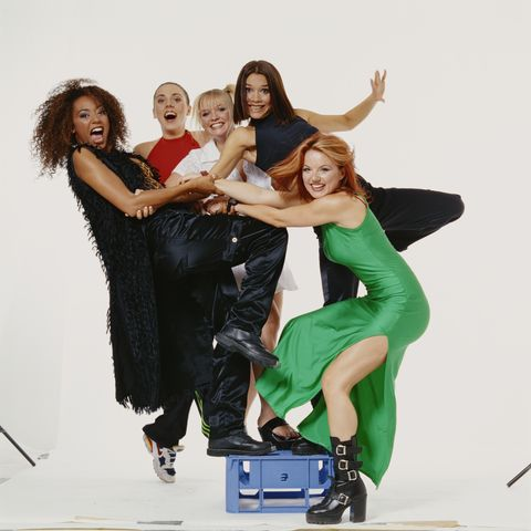 What the hell is the deal with Spice World 2?