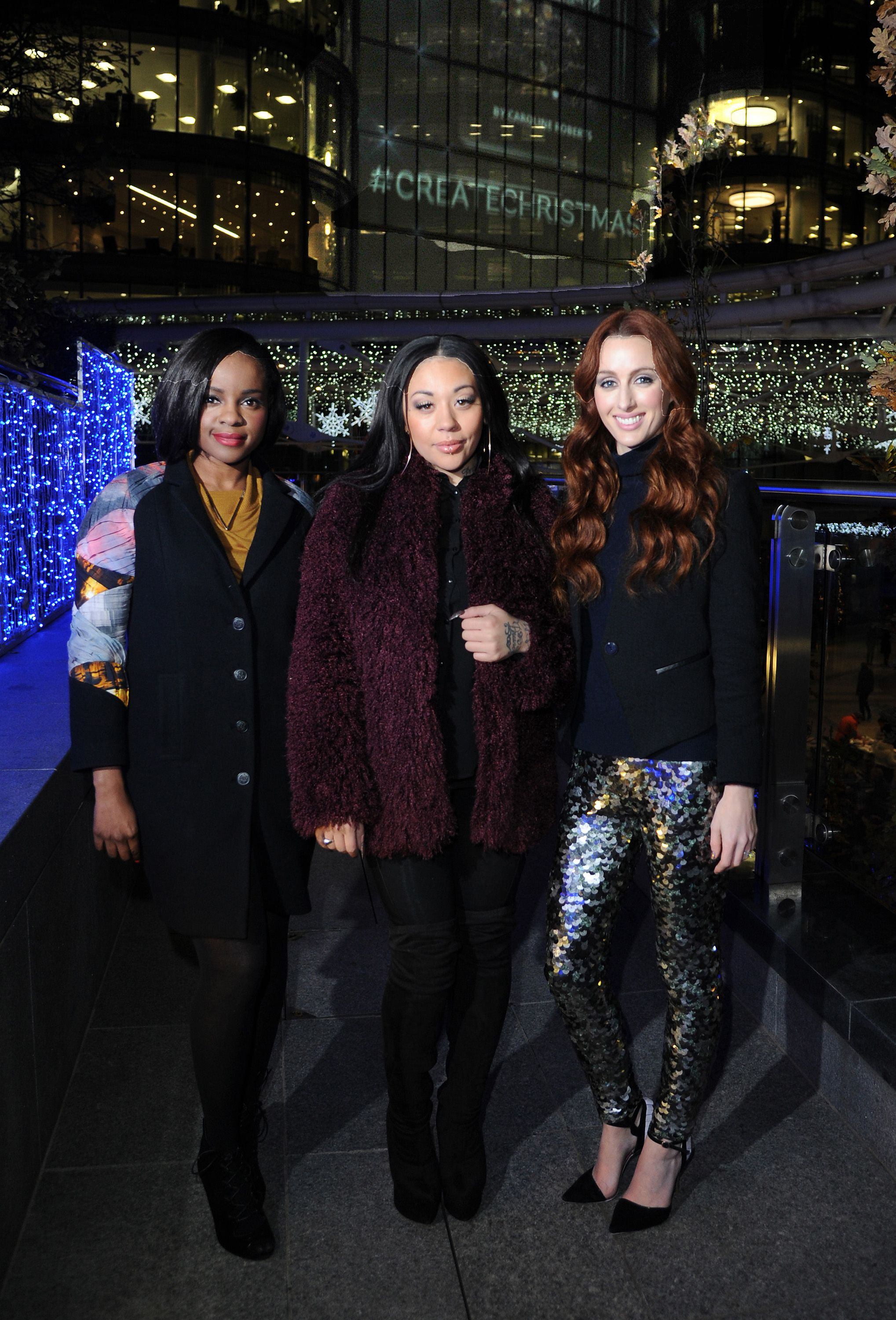 Sugababes Amelle: Keisha nearly ruined me pictures