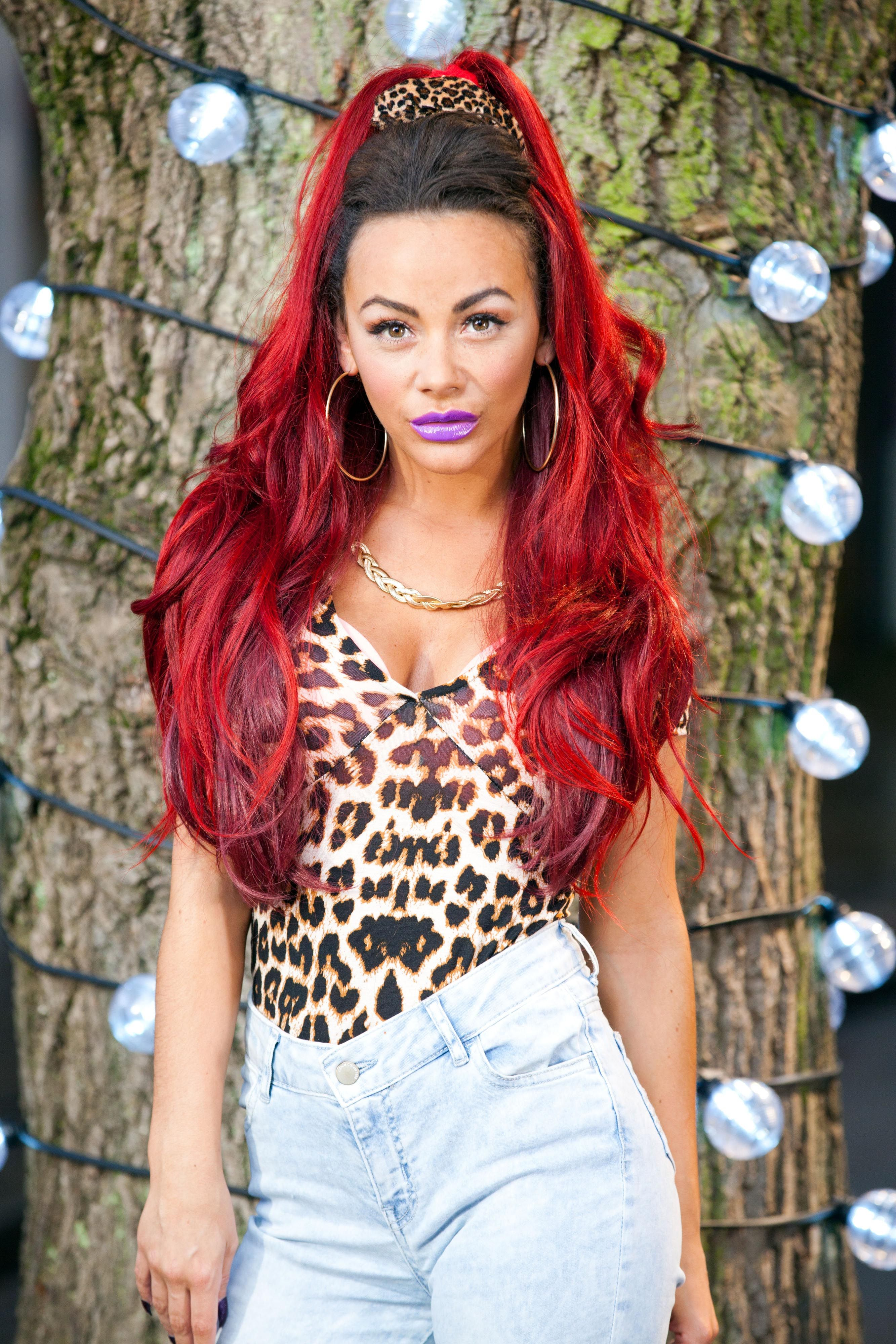 938f7946b278a Hollyoaks actress Chelsee Healey is expecting her first child