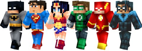 Best themed Minecraft skins you can download right now
