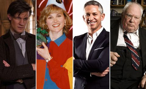 The 100 longest-running TV shows on British telly of all time