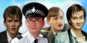 David Tennant in Dramarama, Duck Patrol, Bright Young Things, Casanova