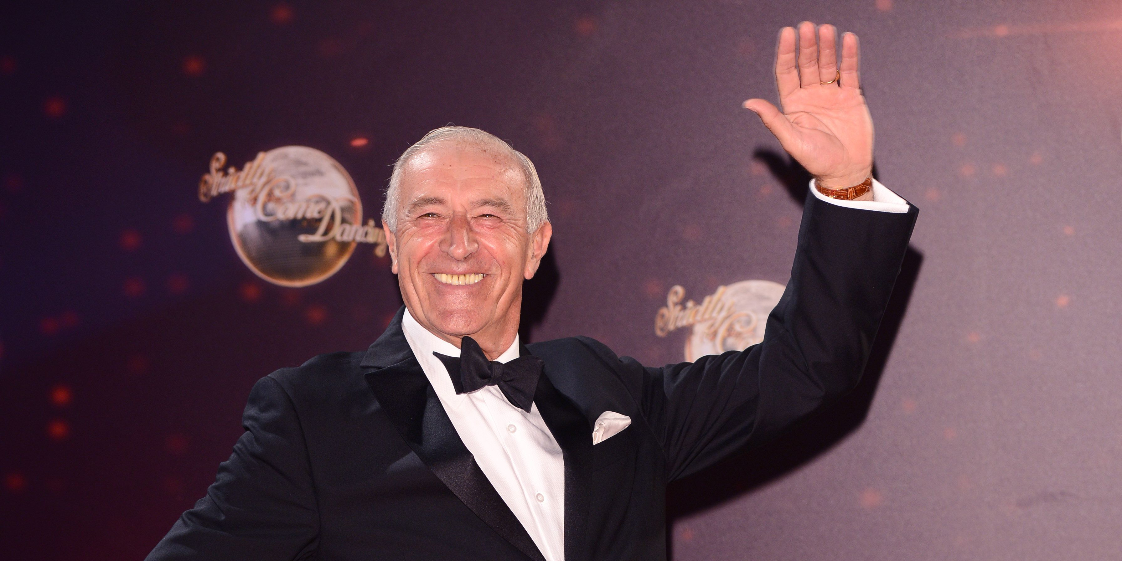 Len Goodman at Strictly Come Dancing launch
