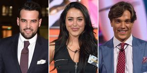 Marnie Simpson, Lewis Bloor, Ricky Rayment