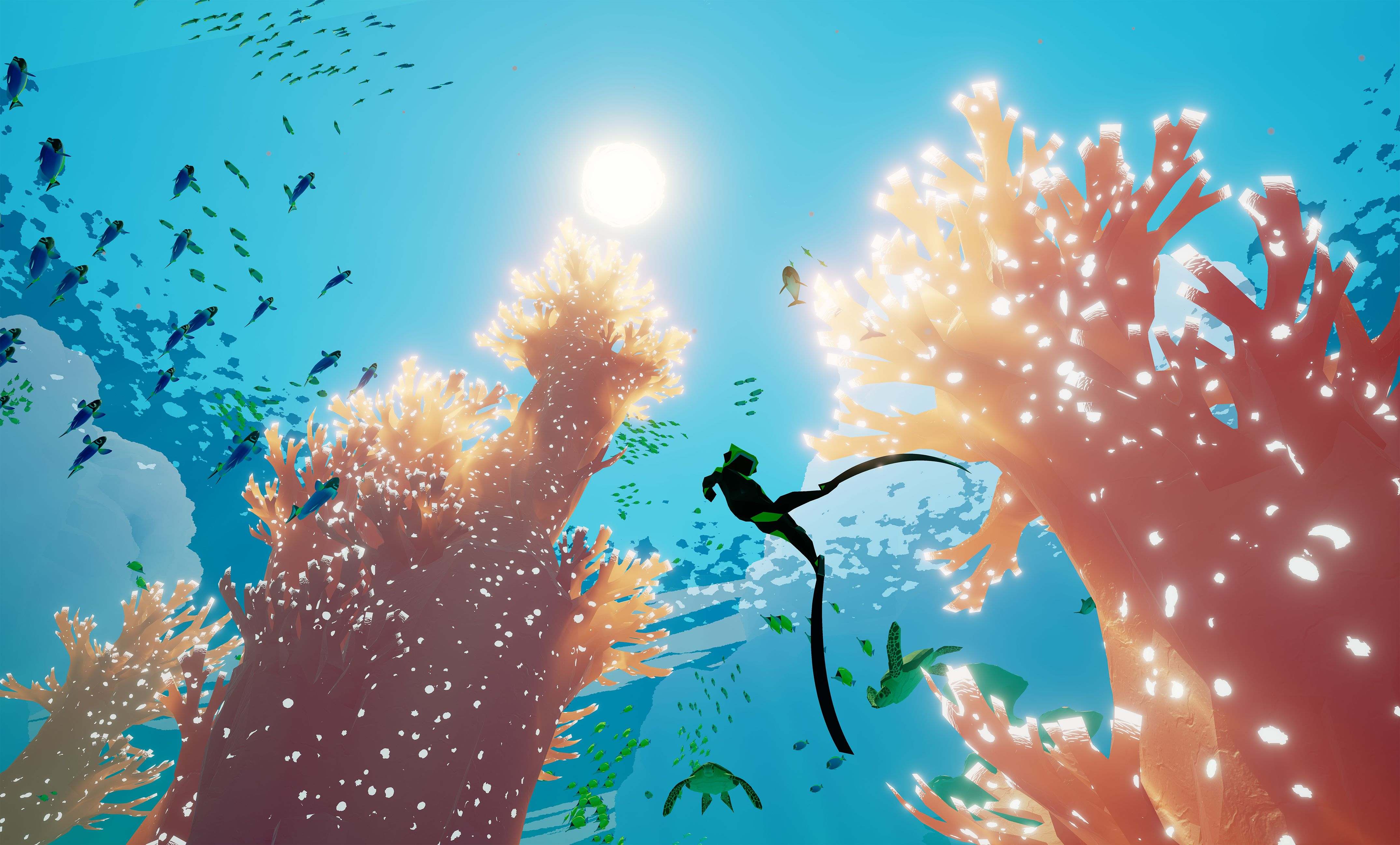 Abzu review - It's a brand new journey that's, erm, not quite Journey