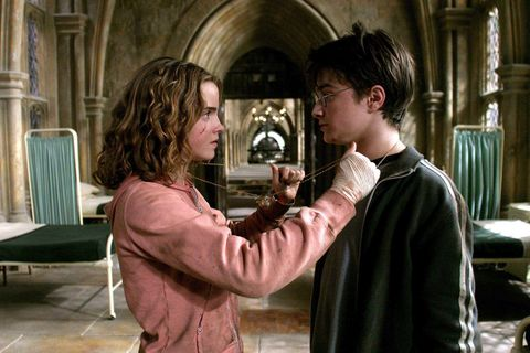 Harry Potter fan discovers he accidentally read super