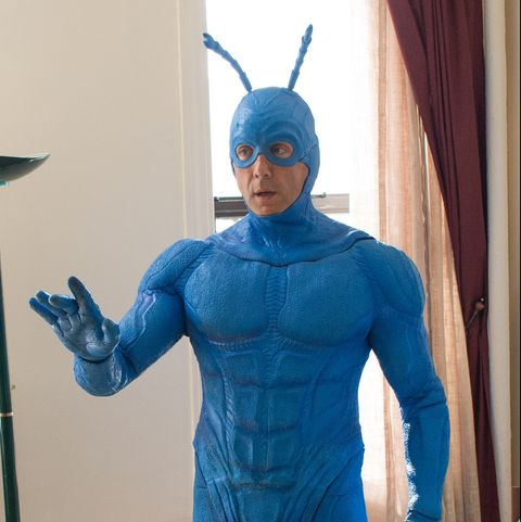 The Tick creator confirms it won't be saved after its recent cancellation