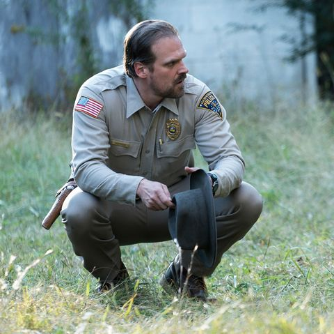 Stranger Things fans believe they've unearthed a heartbreaking Hopper easter egg in season 3