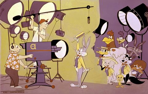 Want to know what the longest-running TV cartoons of all