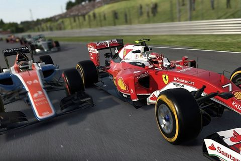 Car Games 2016 >> The Best Racing Games Of 2016 Ranked