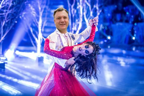 PHOTOSHOP - Ed Balls on Strictly Come Dancing