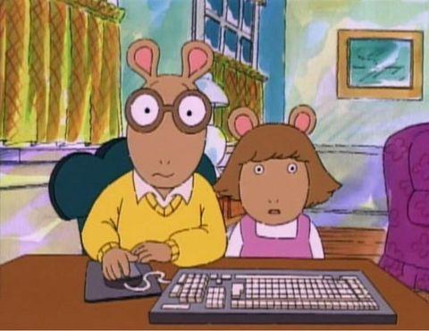 Arthur's creators demand you stop making those filthy memes