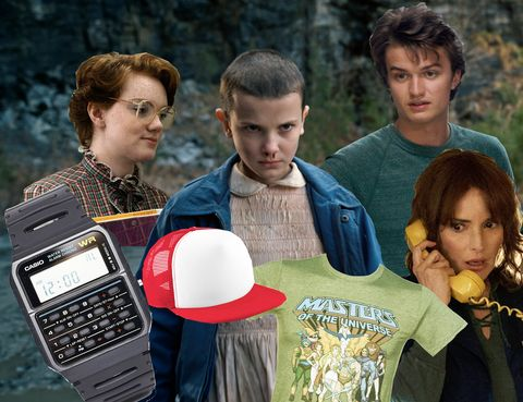 Want to be as '80s-retro cool as Stranger Things? Here's how