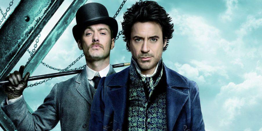 """Sherlock Holmes 3 is """"on the back burner"""", confirms director Dexter Fletcher"""